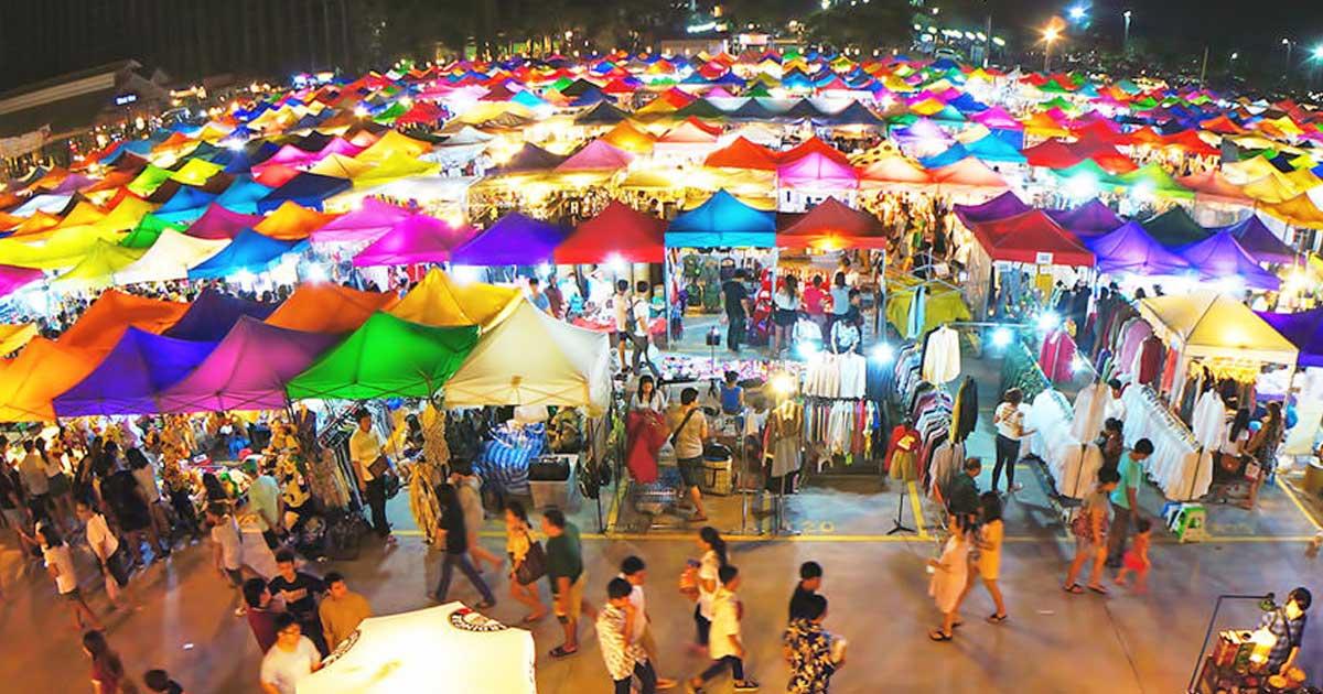 Hasil gambar untuk phuket weekend market