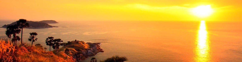 promthep-cape-sunset