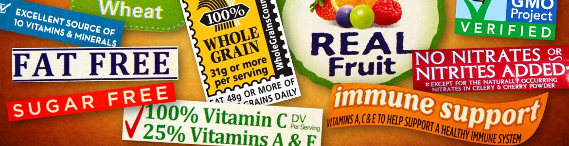 Be smarter than the Food labelling Deceptions