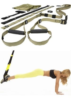 TRX - a revolutionary personal training method that uses your body weight and gravity as resistance to build strength, balance, coordination, flexibility, core and joint stability.