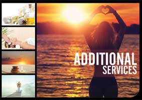 amity wellness additional services